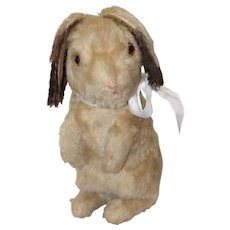 Steiff Bunny Rabbit with Droppy Ears and Swivel Neck