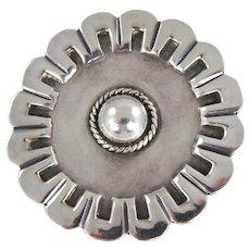 Taxco/Mexico – La Cucaracha Sterling Silver Pin/Pendant