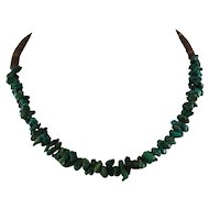 Lone Mountain Turquoise Childs Necklace