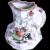 A large William IV Masons jug
