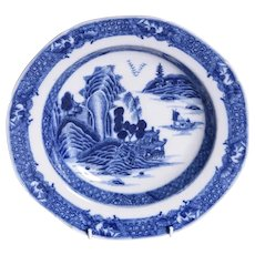 An eighteenth Century bowl