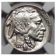 1935 Ngc MS68 Buffalo Nickel