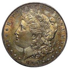 1889-CC Ngc MS62 Morgan Dollar