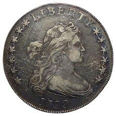 1799 Pcgs XF40 Draped Bust Dollar