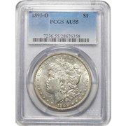 1895-O Pcgs AU55 Morgan Dollar