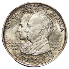 1921 Ngc MS65 Alabama Half Dollar