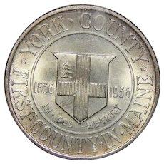 1936 Ngc MS66 York Half Dollar