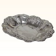 Reed & Barton Francis I Large Sterling Silver Center Piece Bowl X568 R009