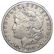 1878-S VF35 Morgan Dollar