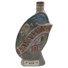 Jim Beam 1969 Las Vegas Decanter