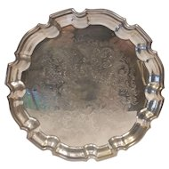 Towle Silverplate Serving Tray