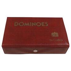 Cardinal Pavilion Dominoes & Case 55 Piece