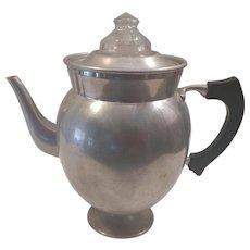 Universal Stove Top Pedestal Coffee Pot