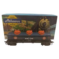 Athearn Model 1504 HO 3 Dome Tank Union Oil