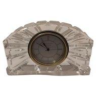 Waterford Ireland Crystal Clock