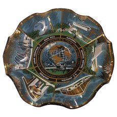 New York World's Fair Dish
