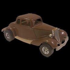 Vintage Plastic 1934 Ford Victoria by Durant Plastics