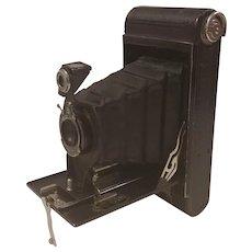 Kodak No. 2 Folding Cartridge Hawk-Eye Model C Camera