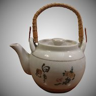 Japanese Ceramic Painted Teapot