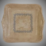 Wedgwood EDME Square Cake Plate
