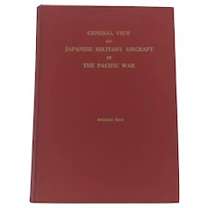 General View of Japanese Military Aircraft Book