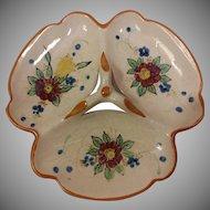 Made in Japan Ceramic Divided Dish
