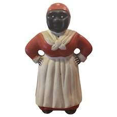 Aunt Jemima Cast Iron Coin Bank