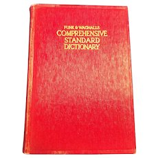Funk & Wagnalls Comprehensive Standard Dictionary