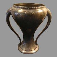 Sale Vintage Meriden Britannia Company Rogers Bros Silverplate Double Handle Vase Planter