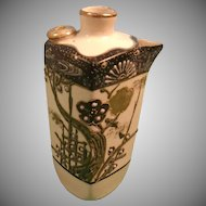 Moriaga Whistling Porcelain Sake Decanter