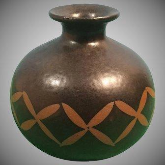Vintage OMC Otagiri Japan Pottery Bud Vase
