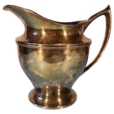 Derby Silver Plate Company Water Pitcher