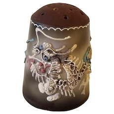Japan Moriaga Dragonware Salt Shaker