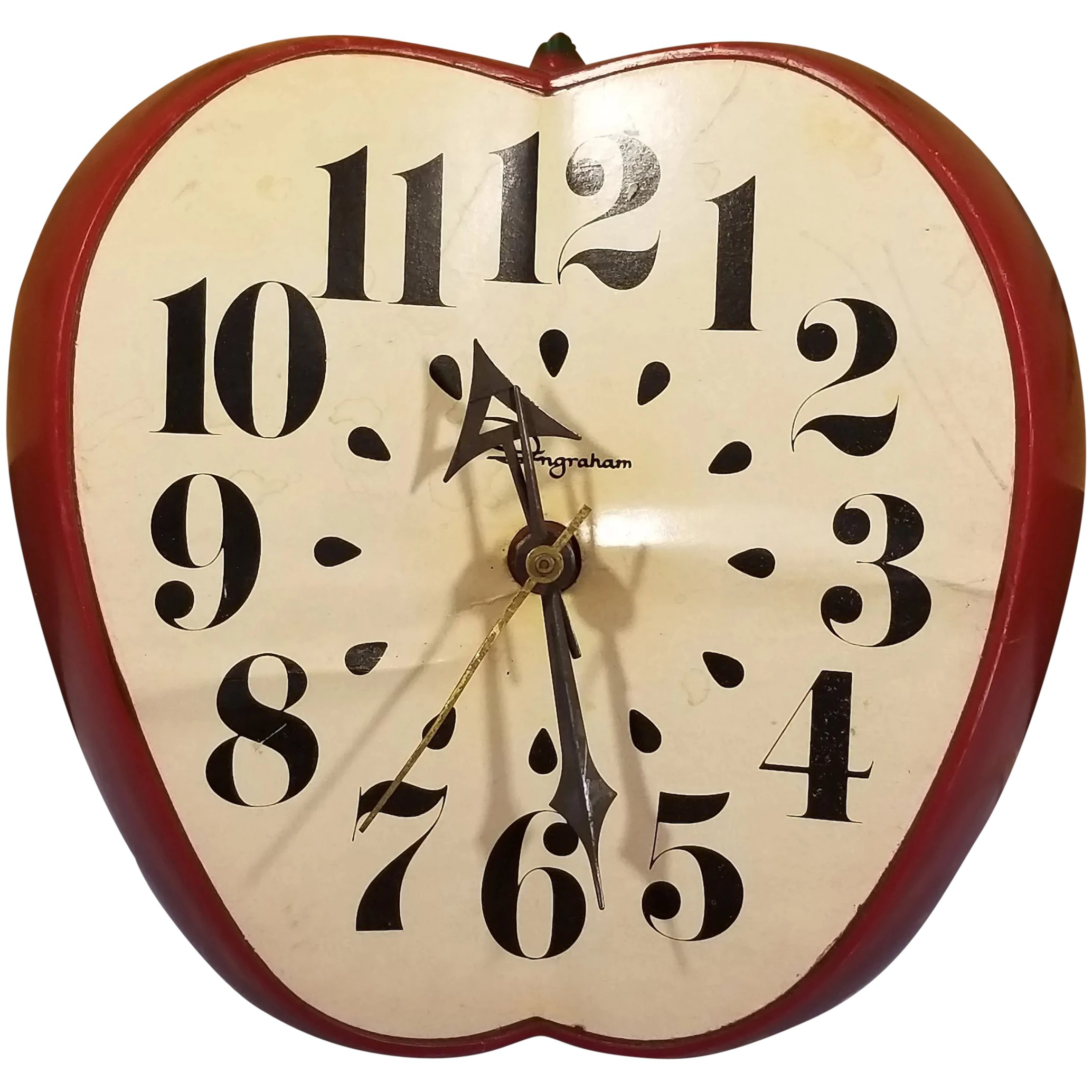 Le Kitchen Wall Clock