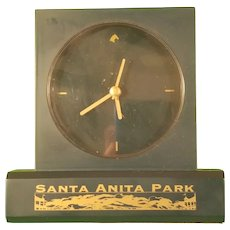 Santa Anita Park Clock