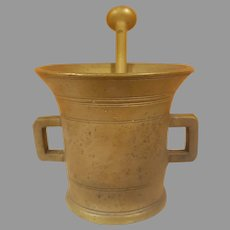 Bronze / Brass Mortar and Pestle