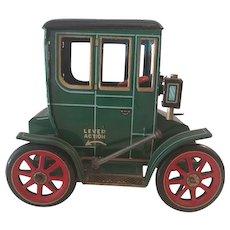 Sale Modern Toys Japan Tin Litho Lever Action Car