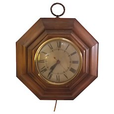 Sale Vintage Electric Wall Clock Movement by Sessions