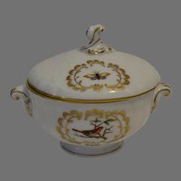 Herend Porcelain Sugar Bowl - Herend Hungary Rothchild