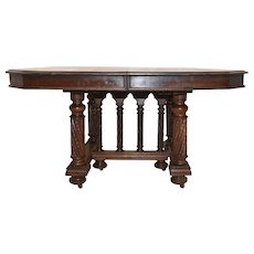Value Priced French Gothic Table-Octagon Top