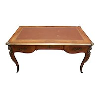 Nicer Quality Antique French Napoleon lll Writing Desk, 19th Century