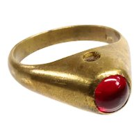 Fine & Unusual Early 20th Century Stanhope Ring