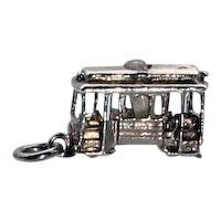 San Francisco Cable Car Stanhope Charm