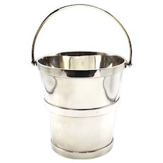 Ralph Lauren Silver Plate Wine Cooler