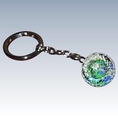 Swarovski Crystal Keychain
