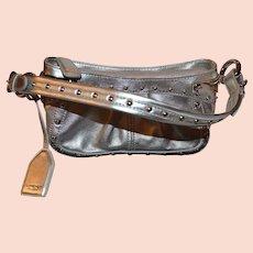 DONNA KARAN DKNY authentic leather handbag