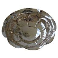 Vintage sterling silver  handmade  bowl