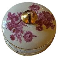 Marcel Franck Limoges France trinket box