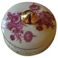 Marcel Franck Limoges France trinket box
