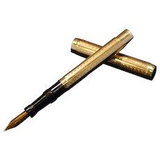14 Karat Gold Pen, circa 1910